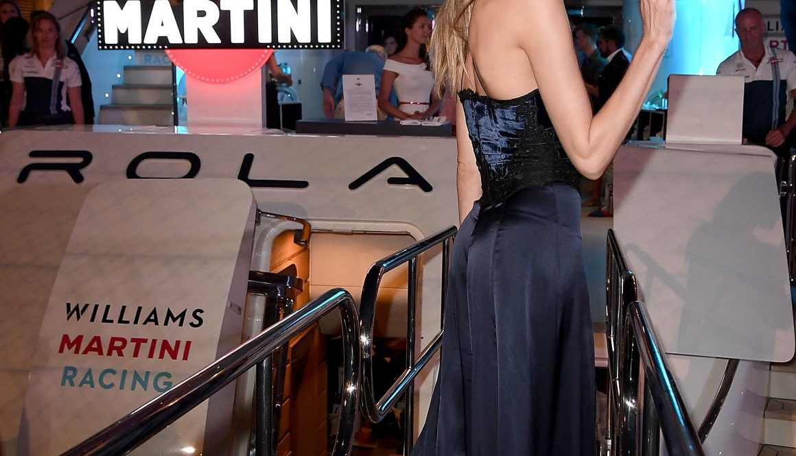 Martini Yacht Party at The Monaco Grand Prix