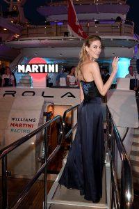 Martini Yacht Party at The Monaco Grand Prix